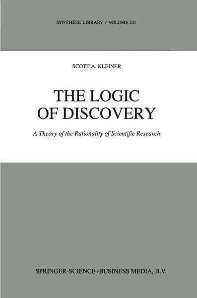 The Logic of Discovery - Coverbild