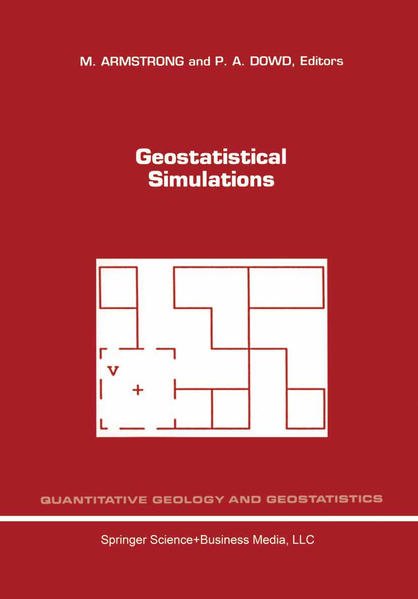 Geostatistical Simulations - Coverbild
