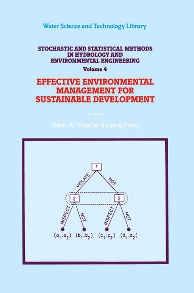 Stochastic and Statistical Methods in Hydrology and Environmental Engineering - Coverbild