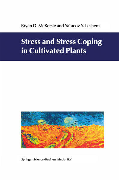 Stress and Stress Coping in Cultivated Plants - Coverbild