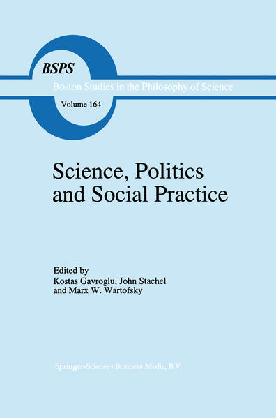 Science, Politics and Social Practice - Coverbild