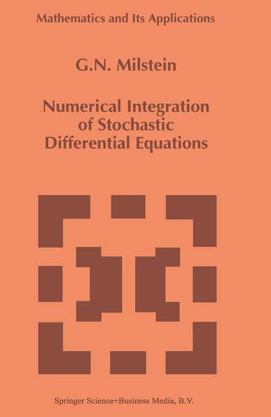 Numerical Integration of Stochastic Differential Equations - Coverbild