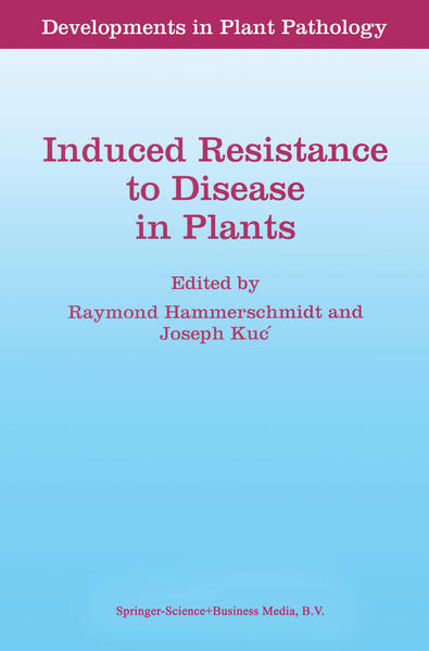 Induced Resistance to Disease in Plants - Coverbild