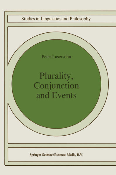 Plurality, Conjunction and Events - Coverbild