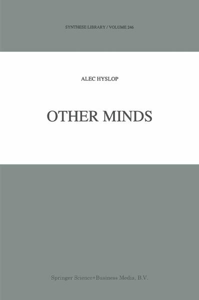 Other Minds - Coverbild
