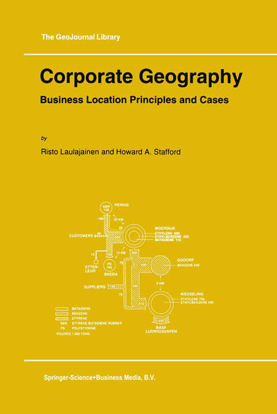 Corporate Geography - Coverbild