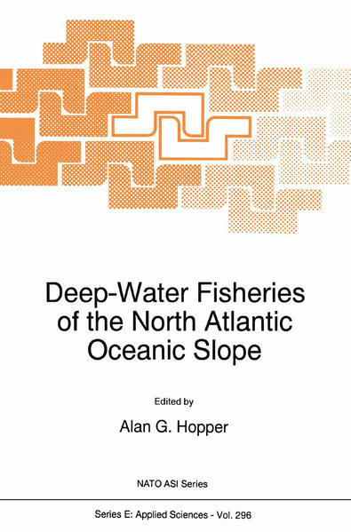 Deep-Water Fisheries of the North Atlantic Oceanic Slope - Coverbild