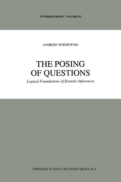 The Posing of Questions - Coverbild
