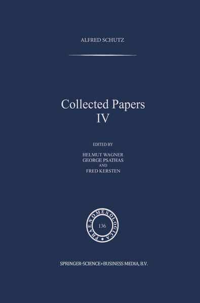 Collected Papers IV - Coverbild