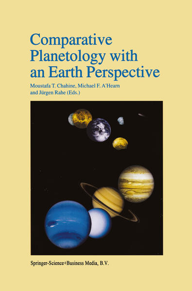 Comparative Planetology with an Earth Perspective - Coverbild