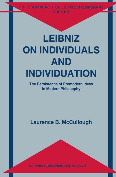 Leibniz on Individuals and Individuation - Coverbild