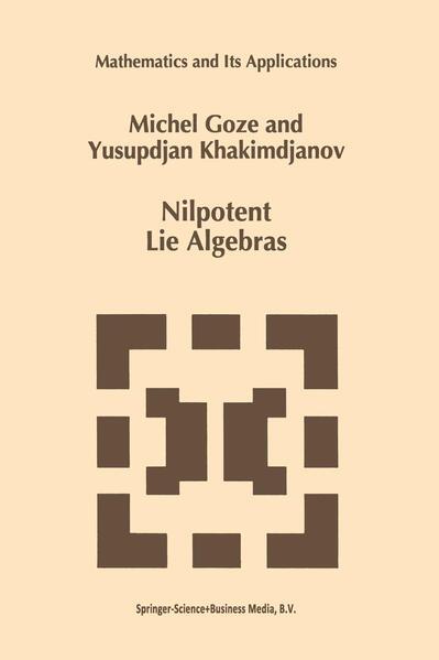 Nilpotent Lie Algebras - Coverbild