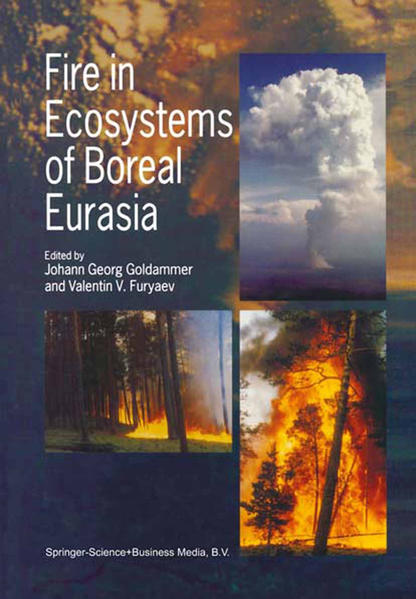 Fire in Ecosystems of Boreal Eurasia - Coverbild