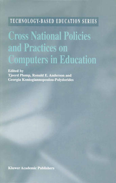 Cross National Policies and Practices on Computers in Education - Coverbild