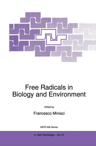 Free Radicals in Biology and Environment - Coverbild