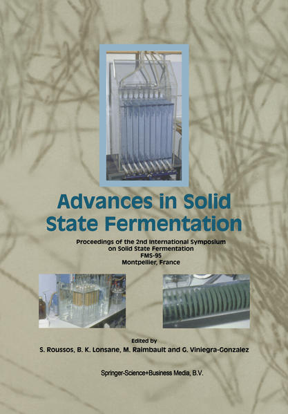 Advances in Solid State Fermentation - Coverbild