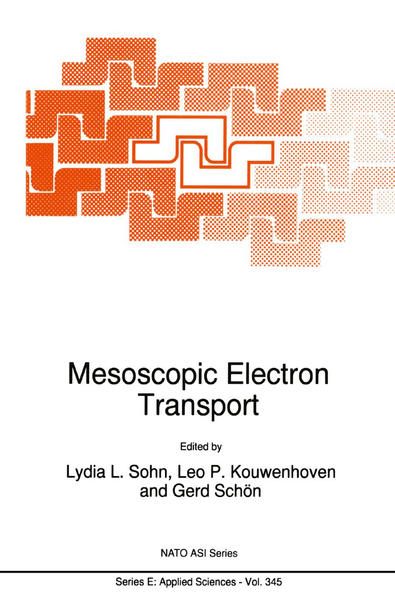 Mesoscopic Electron Transport - Coverbild