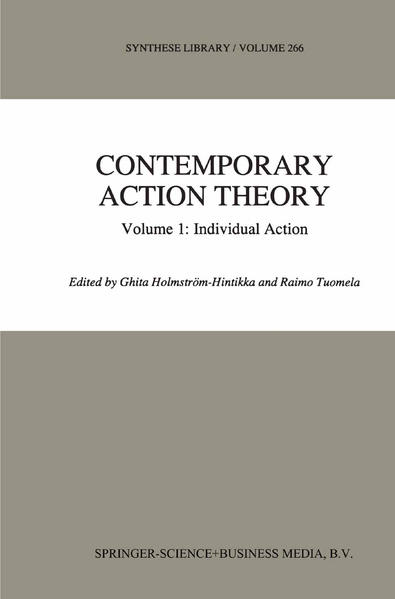 Contemporary Action Theory Volume 1: Individual Action - Coverbild