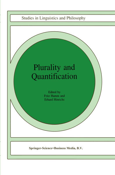 Plurality and Quantification - Coverbild