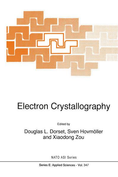 Electron Crystallography - Coverbild