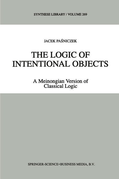 The Logic of Intentional Objects - Coverbild