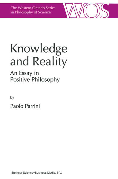 Knowledge and Reality - Coverbild