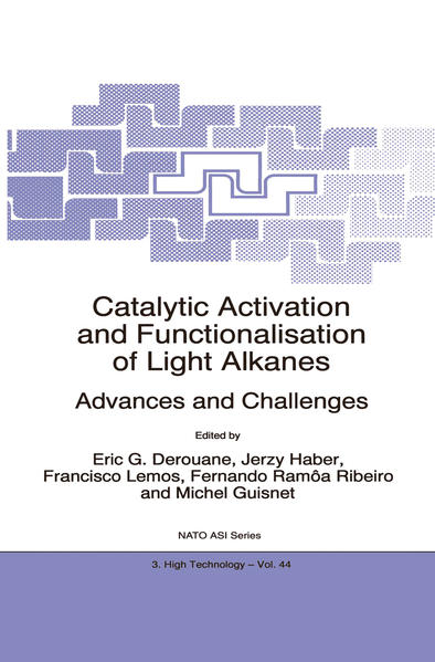 Catalytic Activation and Functionalisation of Light Alkanes - Coverbild