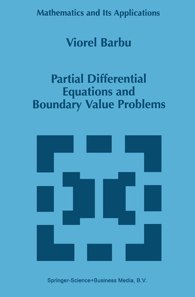 Partial Differential Equations and Boundary Value Problems - Coverbild