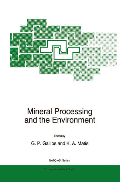 Mineral Processing and the Environment - Coverbild