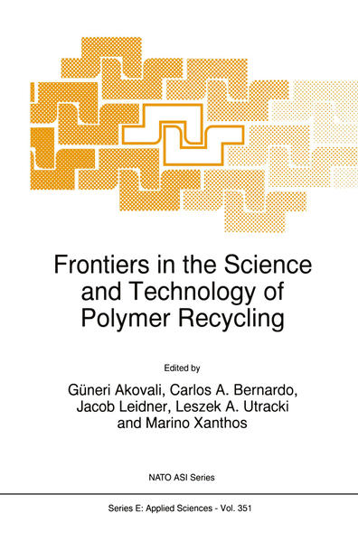 Frontiers in the Science and Technology of Polymer Recycling - Coverbild