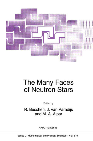 The Many Faces of Neutron Stars - Coverbild