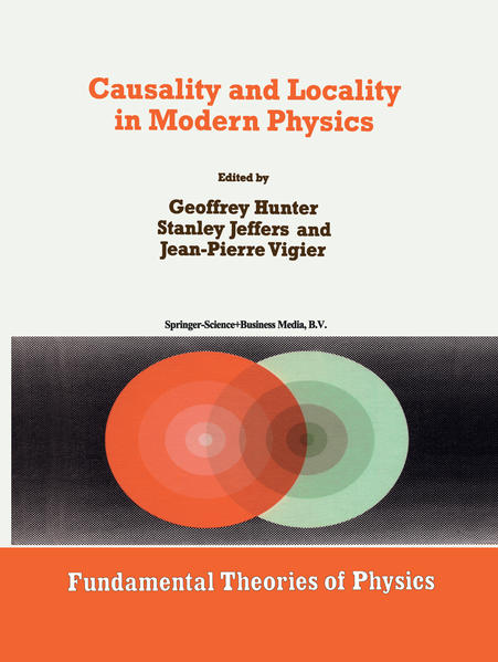 Causality and Locality in Modern Physics - Coverbild