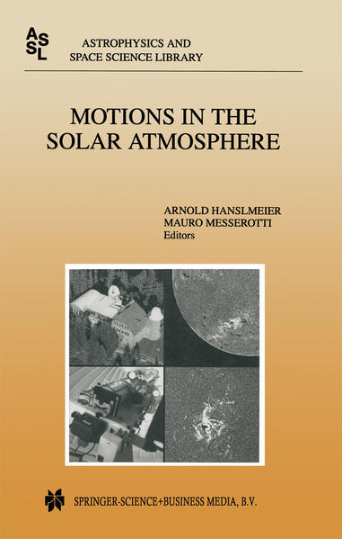 Motions in the Solar Atmosphere - Coverbild
