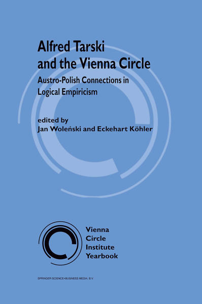 Alfred Tarski and the Vienna Circle - Coverbild