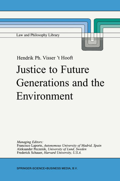 Justice to Future Generations and the Environment - Coverbild