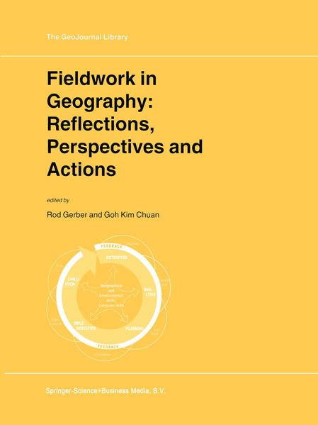 Fieldwork in Geography: Reflections, Perspectives and Actions - Coverbild