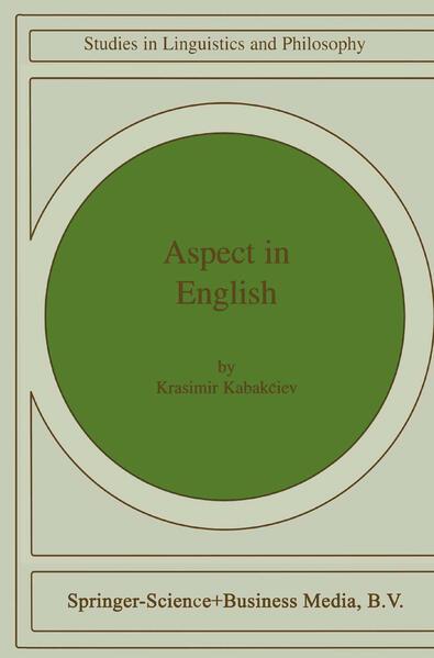 Aspect in English - Coverbild