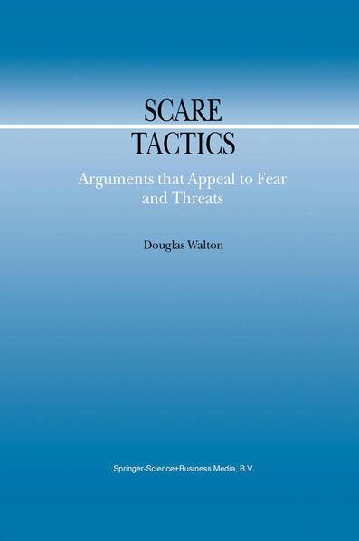 Scare Tactics - Coverbild