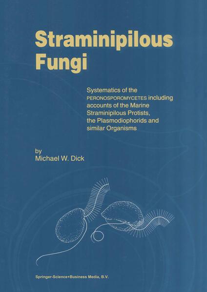 Straminipilous Fungi - Coverbild