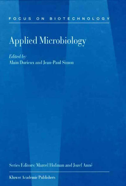 Applied Microbiology - Coverbild