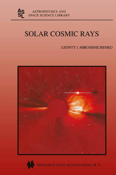 Solar Cosmic Rays - Coverbild