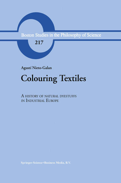 Colouring Textiles - Coverbild