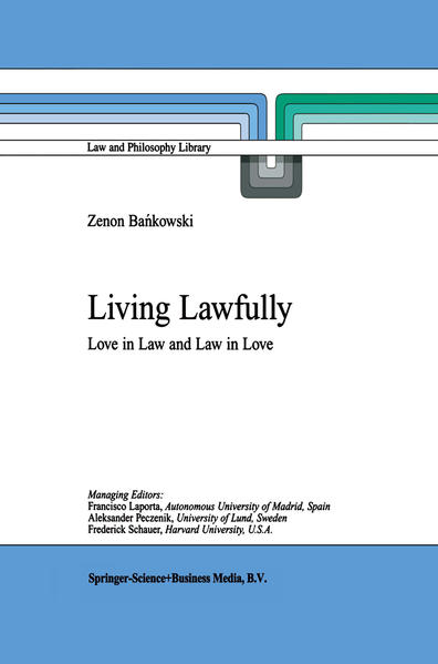 Living Lawfully - Coverbild