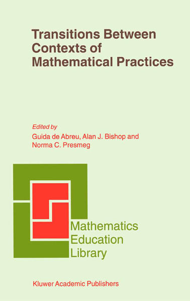 Transitions Between Contexts of Mathematical Practices - Coverbild