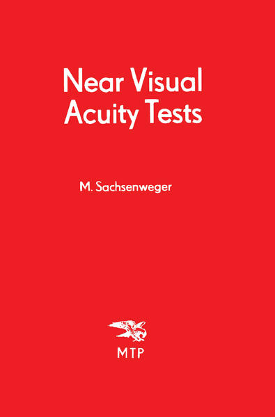 Near Visual Acuity Tests - Coverbild
