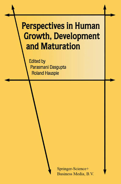 Perspectives in Human Growth, Development and Maturation - Coverbild