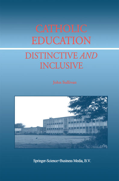 Catholic Education: Distinctive and Inclusive - Coverbild