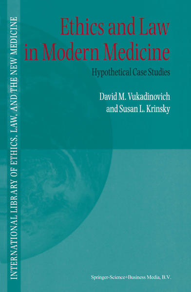 Ethics and Law in Modern Medicine - Coverbild