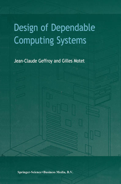 Design of Dependable Computing Systems - Coverbild