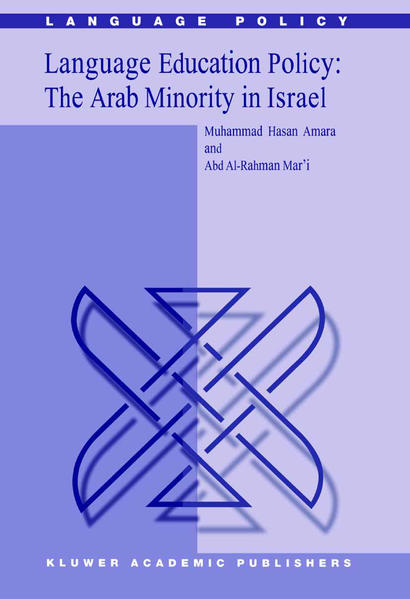 Language Education Policy: The Arab Minority in Israel - Coverbild